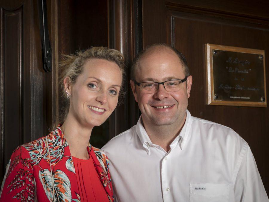 Clotilde & Jean-Sébastien Mengin