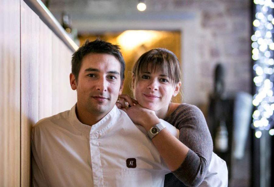 Jean Michel et Amandine Carette