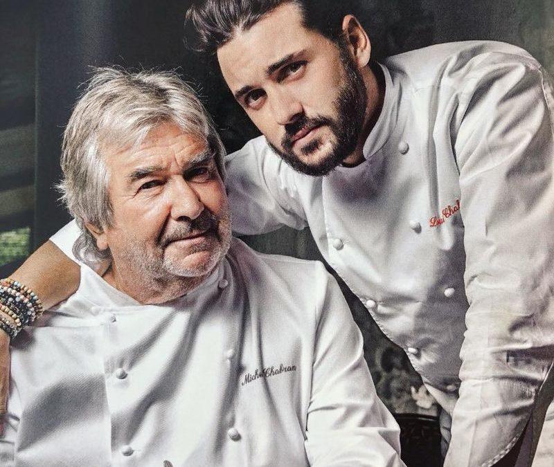 Michel et Louis Chabran