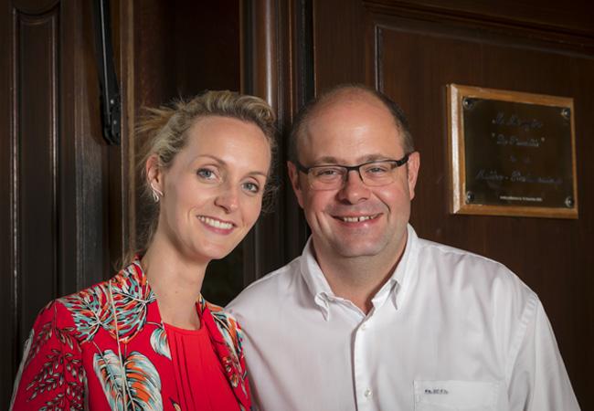 Clotilde & Jean-Sébastien Mengin – Les maisons Mengin   Shop & Go : logiciel pour la vente à emporter