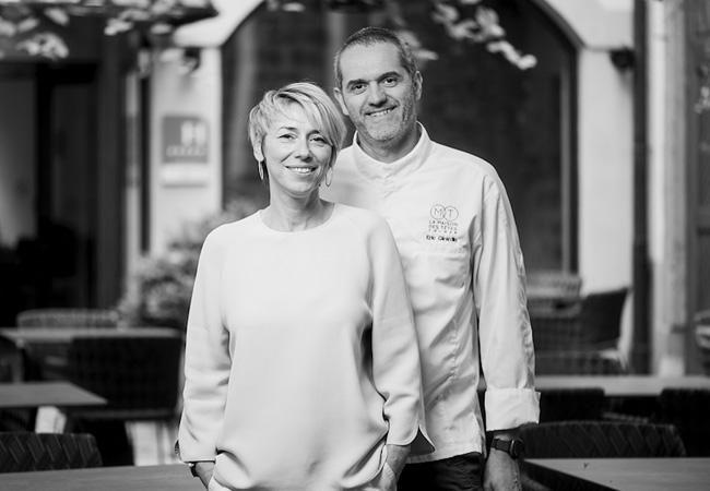 Marilyn & Éric Girardin – La Maison des Têtes   Shop & Go la solution de Click & Collect et de la vente à emporter