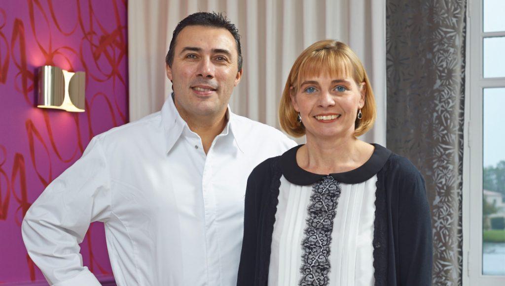 Barbara & Laurent Saudeau - Manoir de la Boulaie | Shop & Go la solution pour optimiser vos ventes à emporter