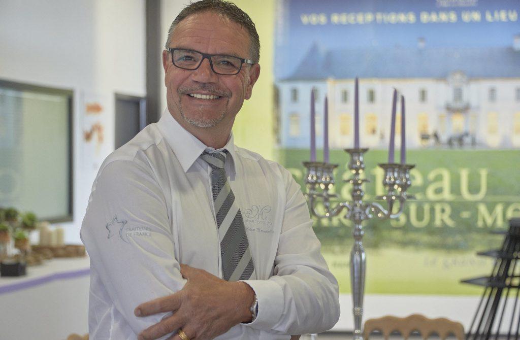 Alain Marcotullio – Marcotullio Traiteur Luxembourg | Console Shop & Go, la solution de vente à emporter et Click & Collect