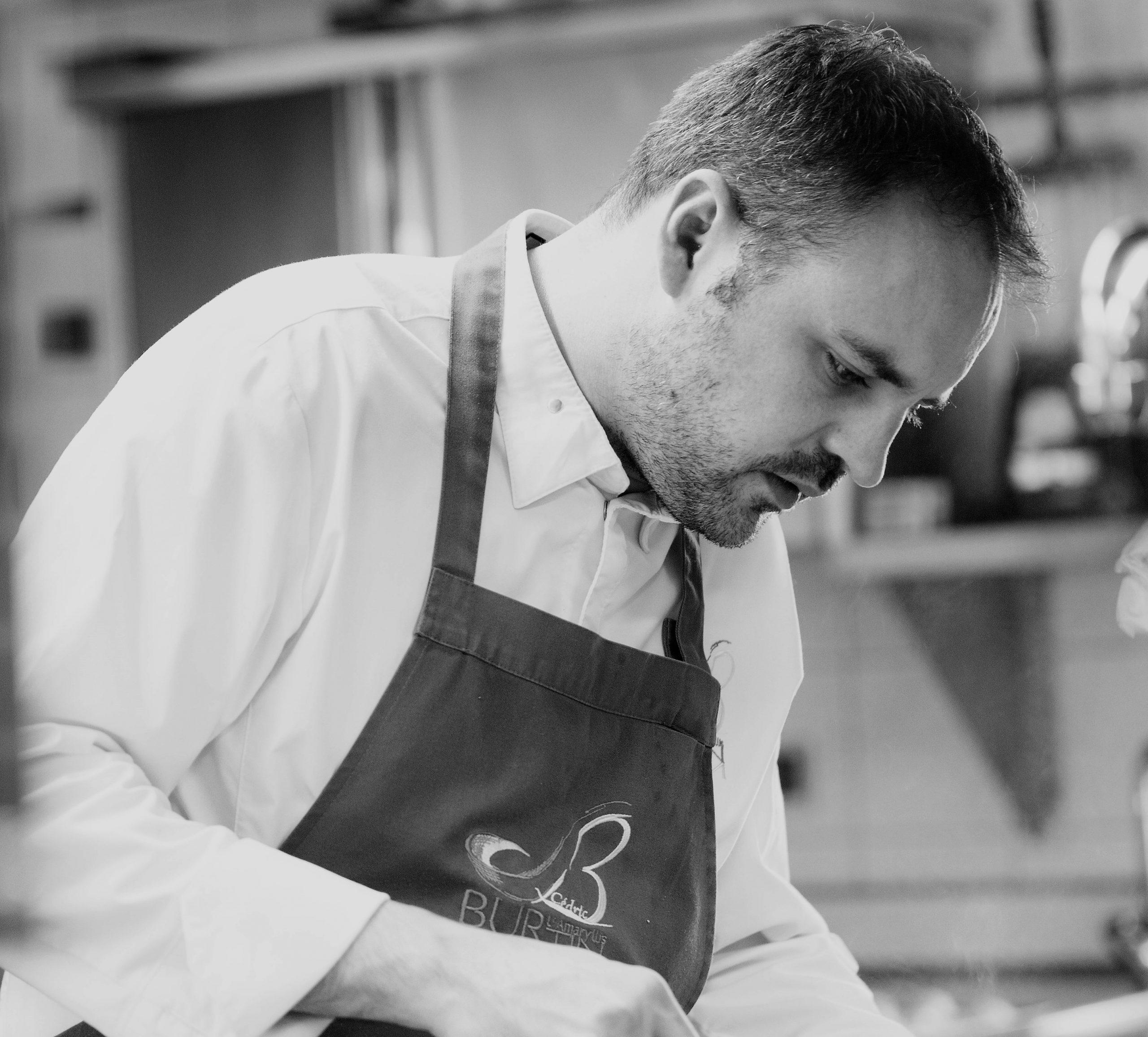 Cédric Burtin, L'Amaryllis Bistrot Culinaire Chalon, Macon & Montceau-les-Mines | COnsole SHop & Go la solution de ventes à emporter et Click & Collect